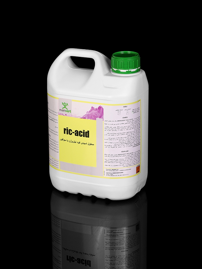 کود مایع ریک اسید