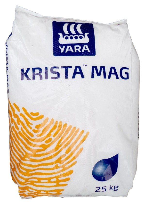 کریستا MAG (نیترات منیزیم کریستالن)
